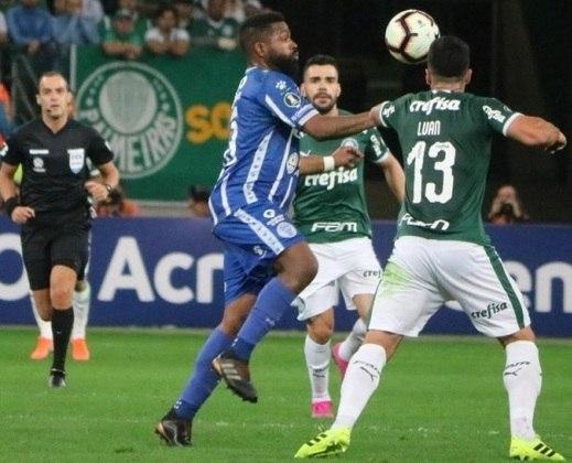 Lucas Bernardi (argentino): 1 vez (Godoy Cruz 2019)