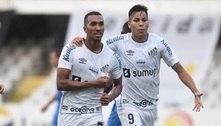Corinthians ajuda e Palmeiras se classifica; Santos escapa da queda