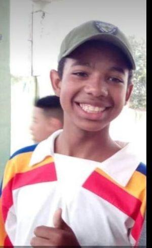 Menino de 14 anos desapareceu após abordagem da PM