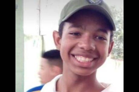 Lucas está desaparecido desde terça-feira (12)