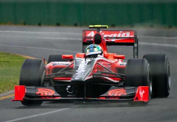 Lucas di Grassi estreou na Fórmula 1 em 2010, pela fraca Virgin e nunca mais teve oportunidades. Atualmente, corre na Fórmula E, onde foi campeão em 2017 com a Audi