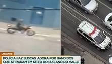 Polícia busca homens que atiraram em neto de Luciano do Valle em SP