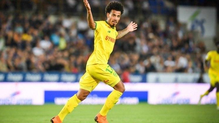 O Nantes-FRA deve R$ 169 mil ao São Paulo, que é o clube formador do meia Lucas Evangelista, pelo mecanismo de solidariedade da Fifa referente à compra do jogador junto à Udinese