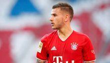 Justiça ordena prisão de jogador do Bayern por violência doméstica