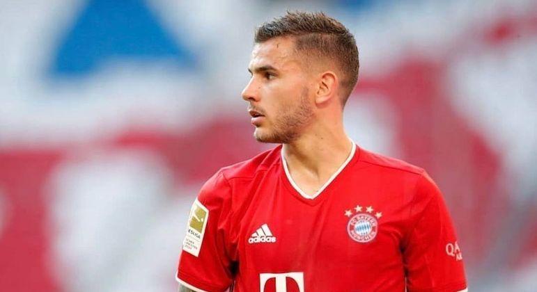 Lucas Hernández, do Bayern, terá que ficar 10 dias preso