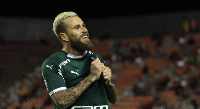 Lucas Lima. Enorme, e caríssima, decepção, no Palmeiras