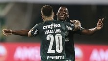 Por dinheiro, Palmeiras perdoa Lucas Lima e Patrick de Paula