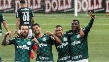 Lucas Lima brilha e Palmeiras atropela o São Caetano por 3 a 0