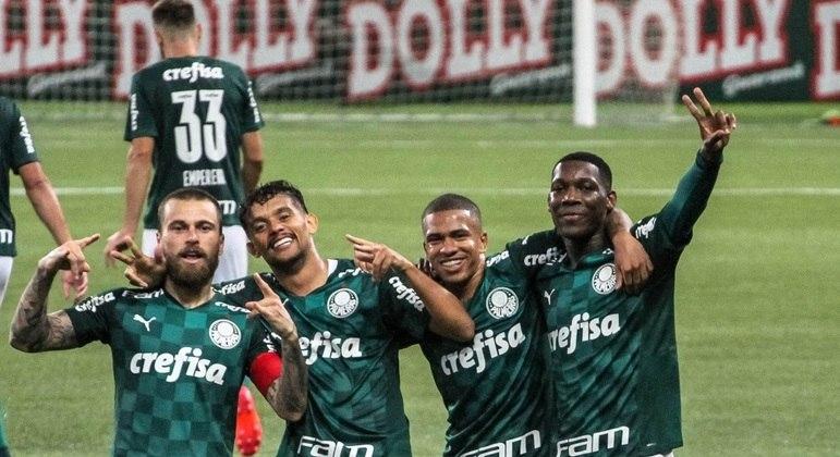 Vivendo ótimo momento, Palmeiras jogará em Belo Horizonte nesta quarta