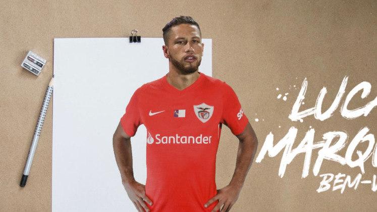 Lucas Marques: Com passagens por Internacional, Chapecoense, Figueirense e Vitória, o meia Lucas Marques atualmente está no Santa Clara, de Portugal, mas jogou apenas uma partida. Seu contrato expira em julho e ele pode explorar um retorno ao Brasil