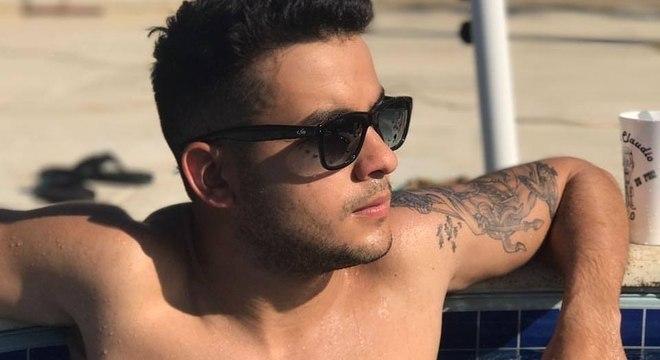 Lucas Martins de Paula, de 21 anos, foi espancado até a morte por seguranças