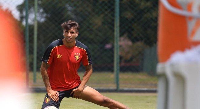 Lucas Mugni (meia) - Sport - Ficando sem clube