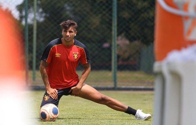 Lucas Mugni - Sport - meia - 28 anos - argentino