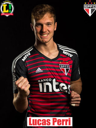 Lucas Perri - 6,0: Não foi tão exigido durante o jogo e quando precisou, dói seguro para impedir que o Ituano marcasse.