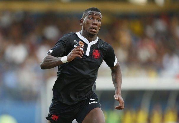 Lucas Ribamar - O centroavante de 44 jogos pelo Vasco e quatro gols não saiu do banco de reservas nos dois jogos pós-paralisação até aqui.
