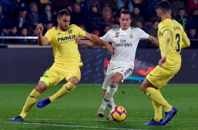 Lucas Vázquez (29 anos) - Clube atual: Real Madrid - Posição: atacante - Valor de mercado: 15 milhões de euros