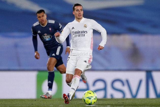 Lucas Vázquez - Real Madrid - 29 anos - Atacante - Contrato até: 30/06/2021
