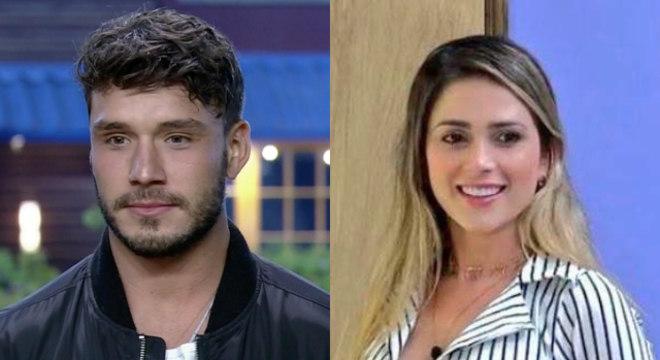 Lucas Viana e Nadja Pessoa falam sobre a expectativa para A Fazenda 12 no Hoje em Dia