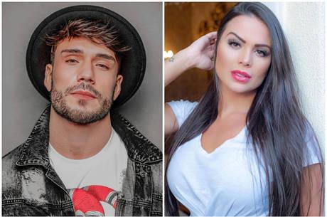Lucas Viana revela que já ficou com Victória Villarim
