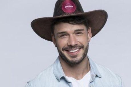 Lucas Viana é o vencedor de A Fazenda 11