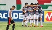 Fluminense bate o Sport e segue na luta por vaga na Libertadores