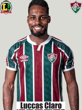 Luccas Claro - 6,0 - Fez atuação segura e protegeu a área tricolor.