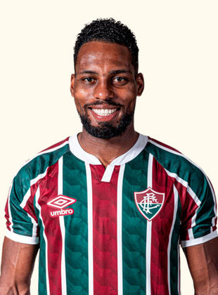 Luccas Claro - zagueiro - 29 anos - contrato até 31/12/2022