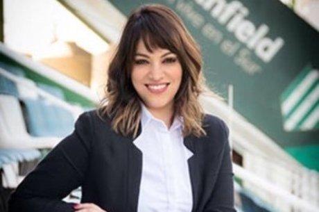 Lucía Barbuto é a nova presidente do Banfield, da Argentina