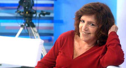 Lúcia Leme faria 83 anos nesta terça-feira (9)