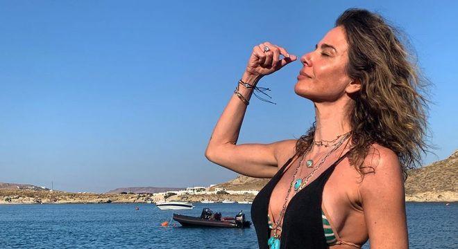 'Minha melhor fase', diz Luciana Gimenez sobre vida de solteira