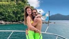 Luciana Gimenez termina namoro de dois anos com Dado Buffara