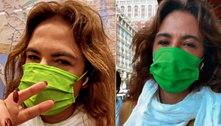 Luciana Gimenez reclama de táxis em Nova York: 'Só ando de metrô'