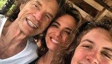 Luciana Gimenez diz que ela e Mick Jagger são grandes amigos