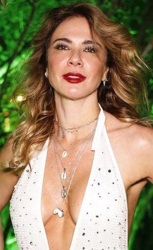 Luciana Gimenez, namoro firme