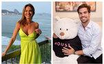 Luciana Gimenez está de namorado novo. O eleito é o economista Renato Breia,empresário do mercado financeiro, especializado em investimentos. A informação foi confirmada ao R7 pela assessoria de imprensa da apresentadora