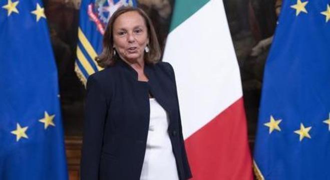 Luciana Lamorgese, Ministra do Interior