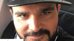 Após aparecer mais magro, Luciano Camargo faz piada com sua perda de peso ()
