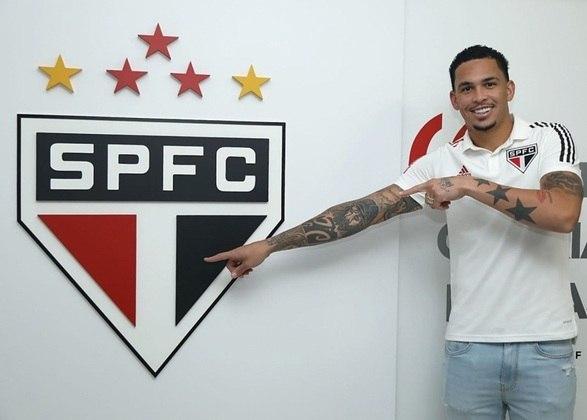 Luciano - 7,0 - Entrou no lugar de Igor Gomes no intervalo da partida. Em sua estreia com a camisa tricolor, o atacante mostrou seu faro de artilheiro e na única boa oportunidade que teve, de cabeça, empatou a partida para o São Paulo.