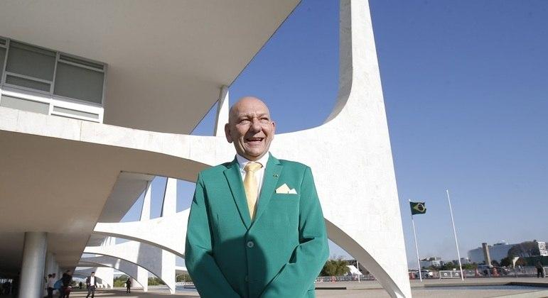 Empresário Luciano Hang, dono das lojas Havan
