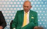Luciano Hang, 58 anos - Fortuna estimada em R$ 11,33 bilhões - Torcedor do Brusque - Fonte da riqueza: Havan - 31º colocado na lista de pessoas mais ricas do Brasil, segundo a revista Forbes.
