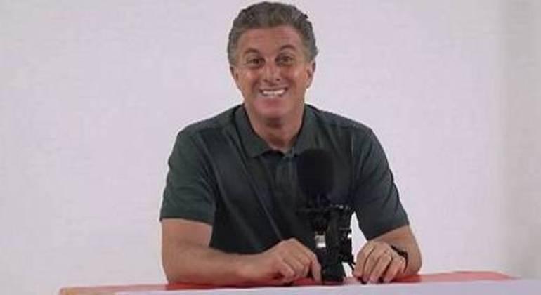 Renovação de contrato e mudança do programa de Luciano Huck serão anunciadas pela Globo