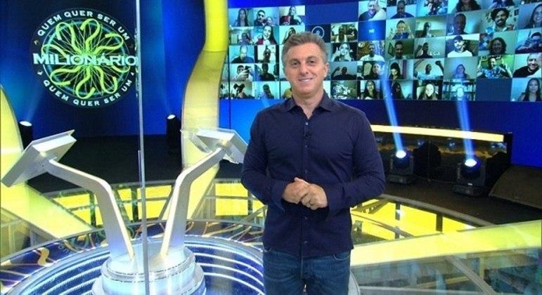 Luciano Huck se despede dos sábados da Globo