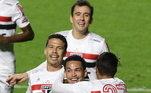 Expectativa em dose duplaLuciano é um bom atacante e só melhora no comando de Fernando Diniz. No Fluminense, foram 15 gols em 31 jogos, sendo o artilheiro da equipe. Por enquanto, dupla parece seguir a mesma trilha de sucesso