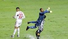 Com golaços de Pablo e Tchê Tchê, São Paulo atropela o Santos: 4 a 0