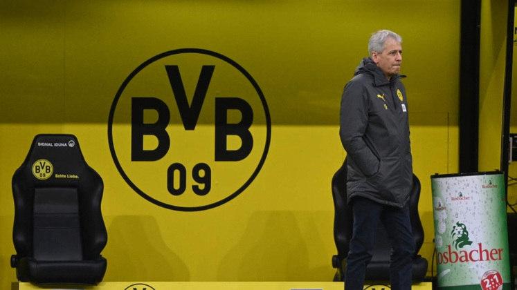 Lucien Favre – suíço – 63 anos – não treina desde dezembro de 2020, tendo como último time o Borussia Dortmund – principais feitos como treinador: foi campeão da Taça da Alemanha (Borussia Dortmund) e bicampeão da Suíça (FC Zürich).