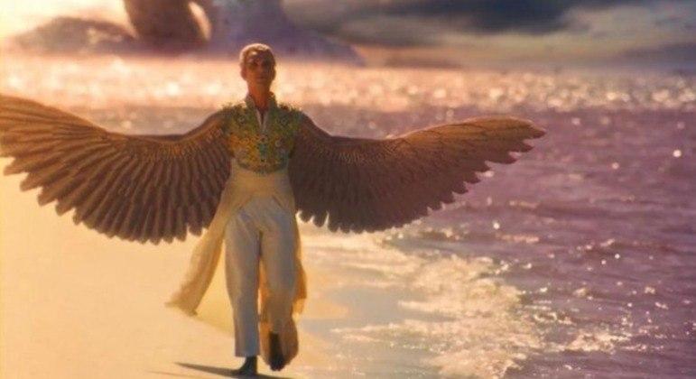 O ator Igor Rickli vai dar vida a Lúcifer, o anjo que se voltou contra Deus.  A novela explicará por que isso aconteceu