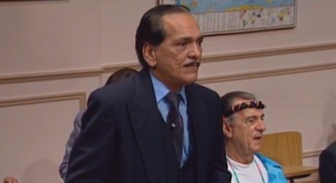Lúcio Mauro atuou em diversas produções nacionais