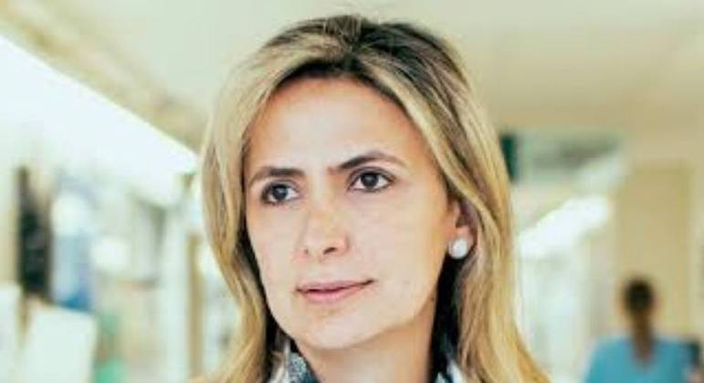 A cardiologista Ludhmila Hajjar: bombardeada nas redes sociais por seguidores de Bolsonaro