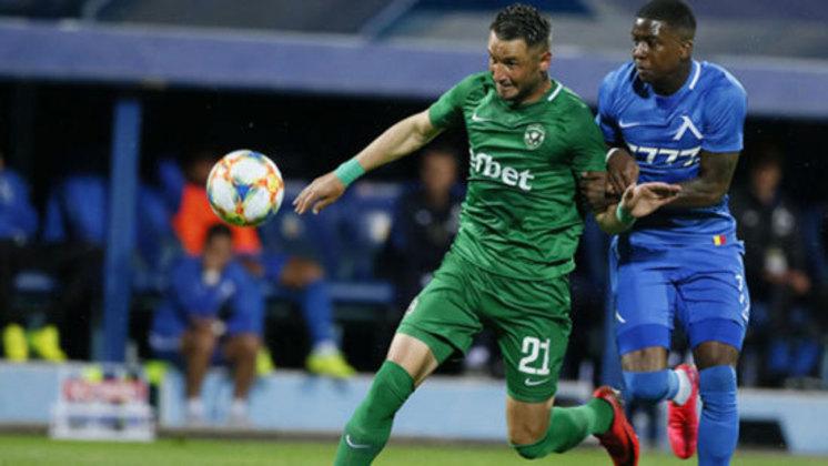 Ludogorets Razgrad - nove títulos consecutivos do Campeonato Búlgaro: 2011/12 até 2019/2020