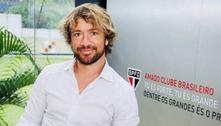 Lugano se despede do São Paulo: 'cresci como homem e profissional'